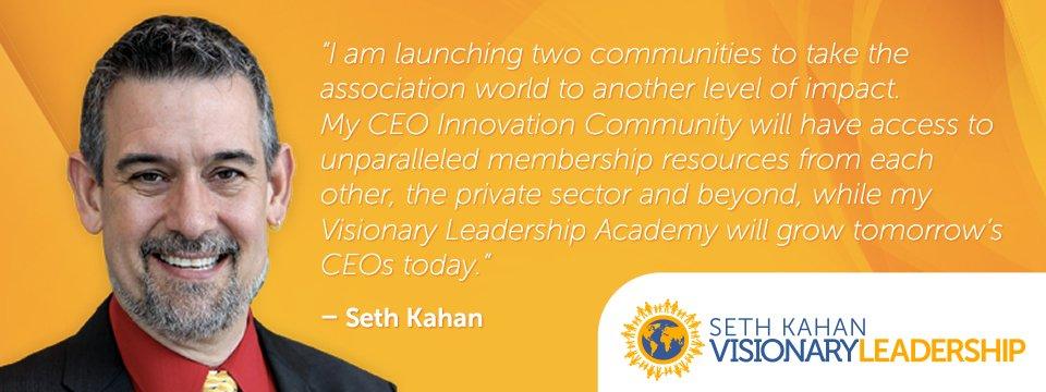 Seth Kahan…