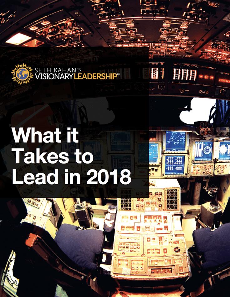 What it Takes to Lead in 2018