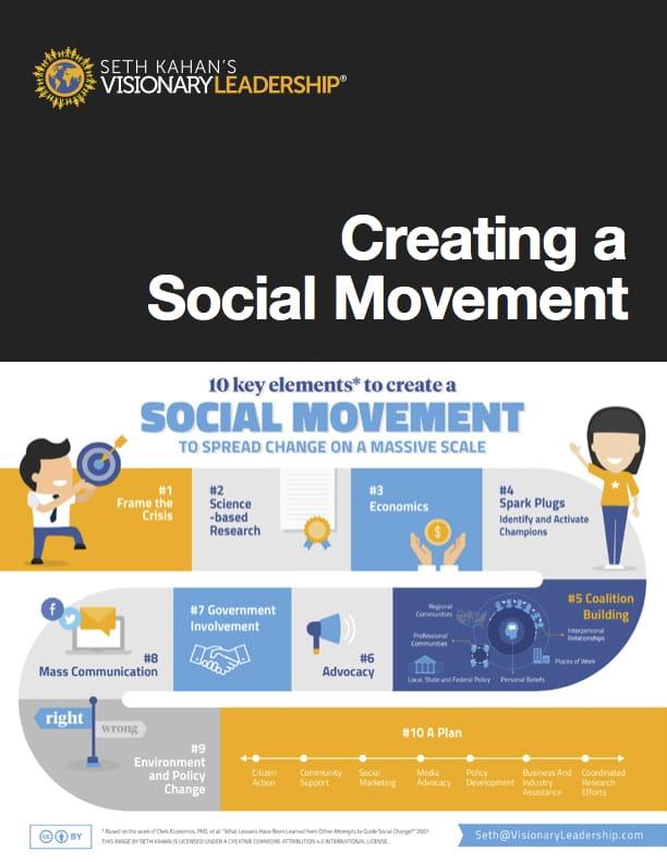 Seth Kahan - Creating a Social Movement