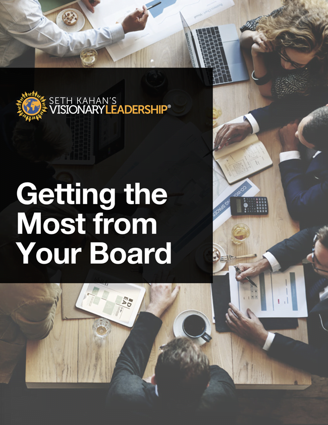Getting the Most From Your Board