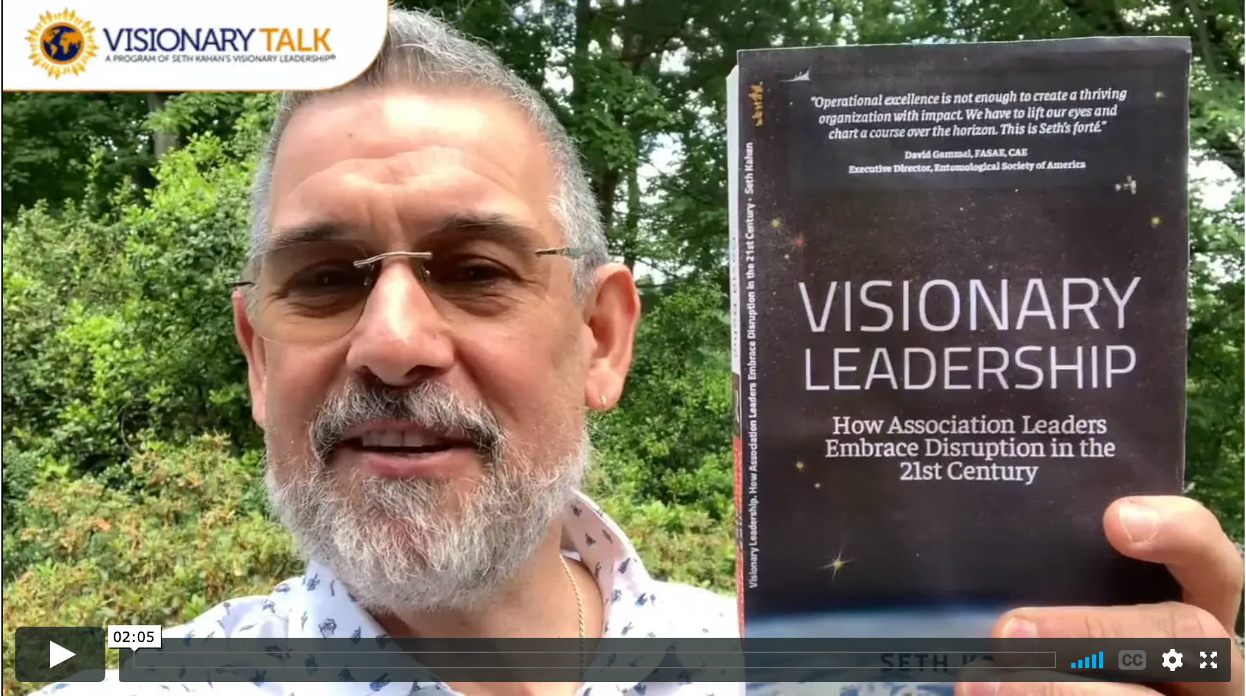 Visionary Leadership book offer - Free pdf!