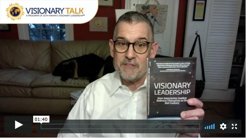 Visionary Leadership, the book