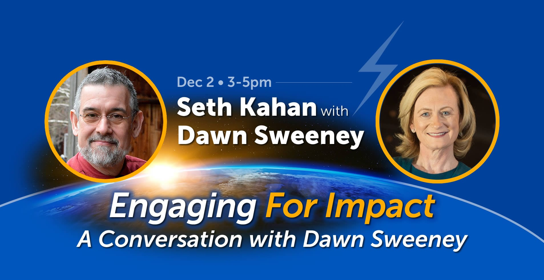 Seth & Dawn - Impact: A Conversation with Dawn Sweeney