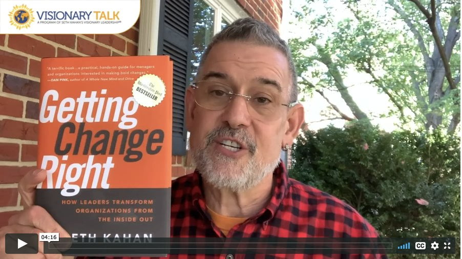 Dealing with Difficult People when Leading Change: 3 of 3