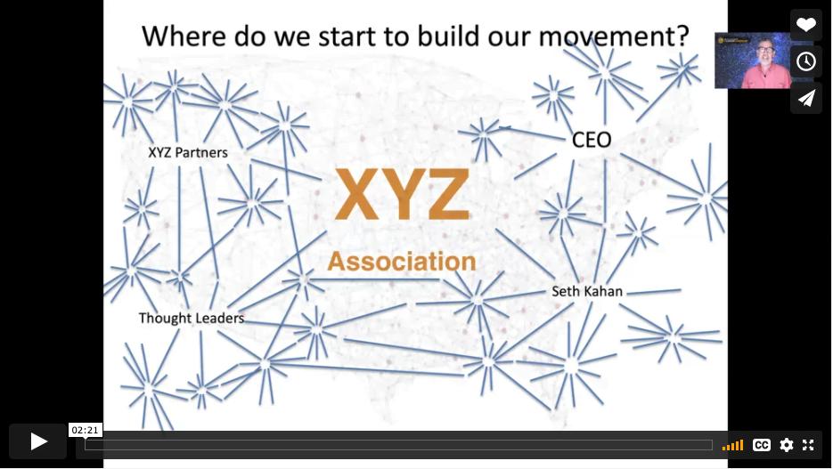 starting a social movement